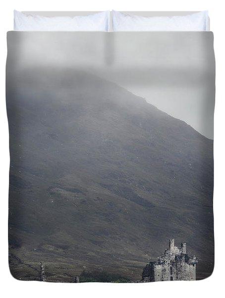 Scottish Castle Duvet Cover