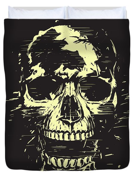 Scream Duvet Cover