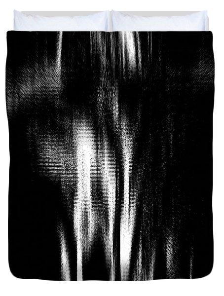 Scream Duvet Cover by Charleen Treasures