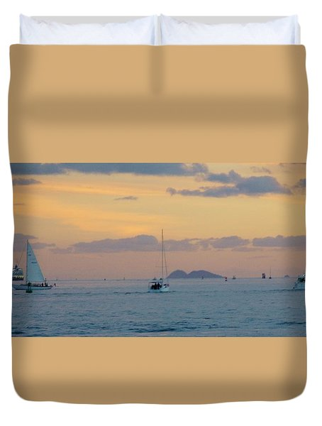 Sd Sumset 1 Duvet Cover