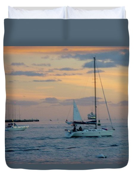 Sd Sunset 3 Duvet Cover