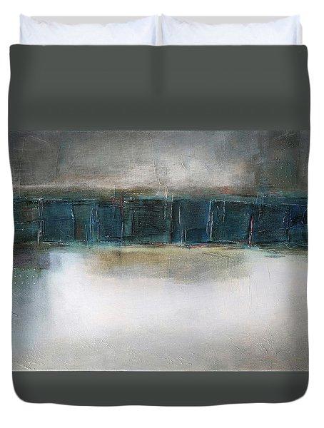 Sea Duvet Cover by Behzad Sohrabi