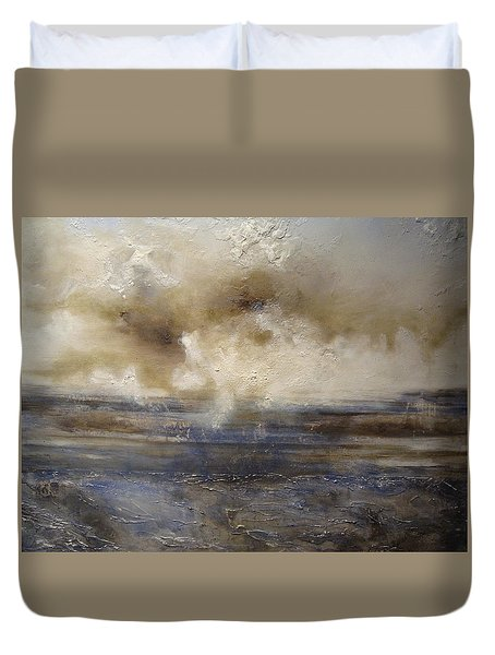 Sea Breeze Duvet Cover by Tamara Bettencourt