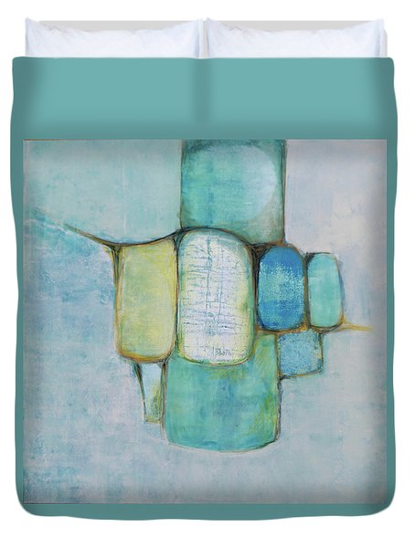 Sea Glass 2 Duvet Cover