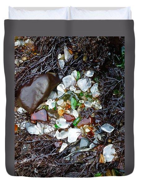 Sea Glass Nest Duvet Cover