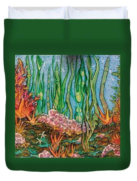Sea Life Duvet Cover