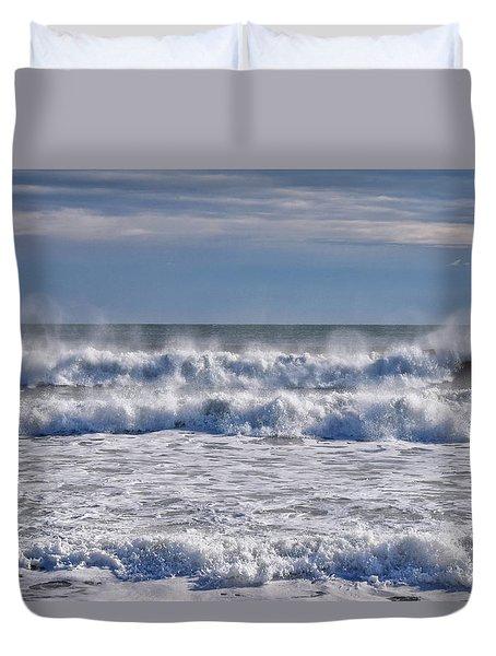 Sea Mist Duvet Cover