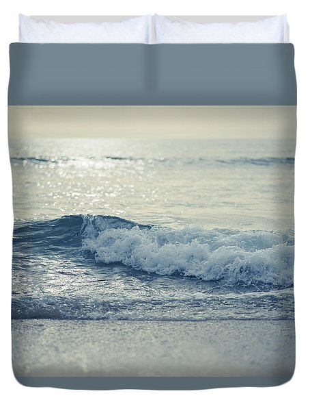 Sea Of Possibilities Duvet Cover