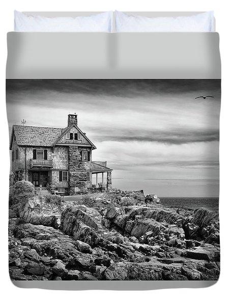 Sea Overlook Duvet Cover