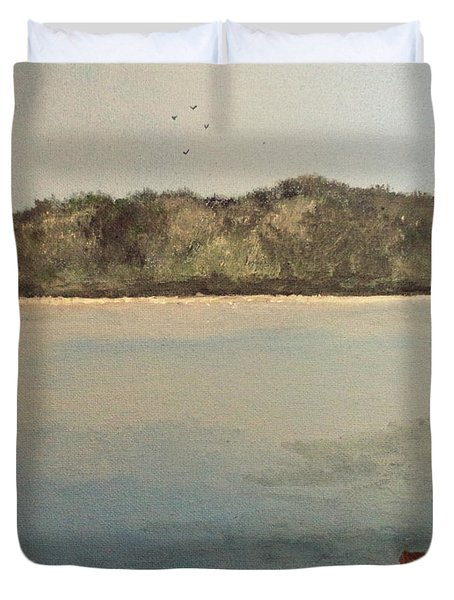 Sea Duvet Cover