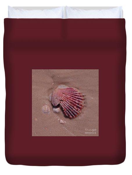 Sea Shell 2 Duvet Cover
