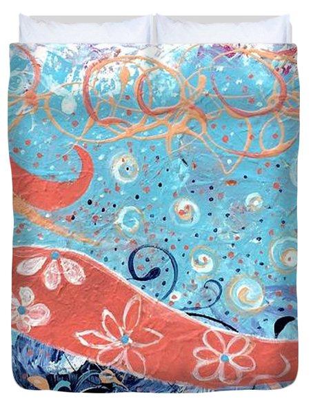 Sea Siren Duvet Cover