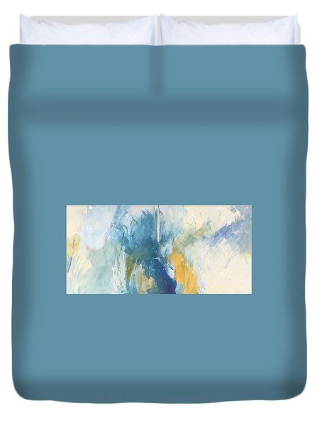 Sea Sky Sun Duvet Cover