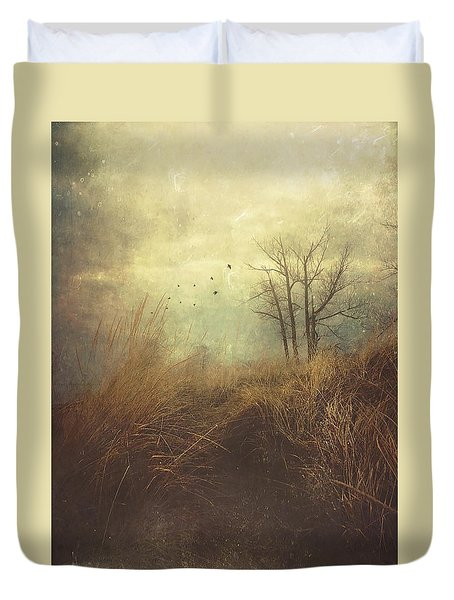Sea-sonably Cold Duvet Cover