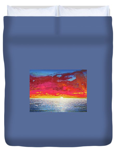 Sea Splendor Duvet Cover