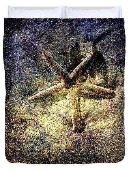 Sea Star Duvet Cover by Susanne Van Hulst
