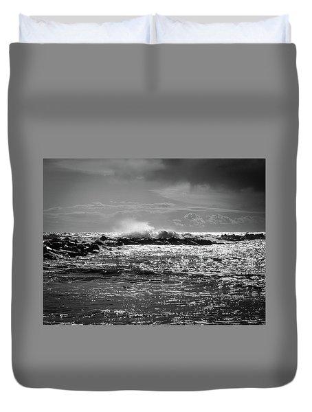 Sea Storm Duvet Cover