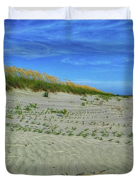 Sea Swept Duvet Cover
