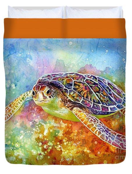 Sea Turtle 3 Duvet Cover