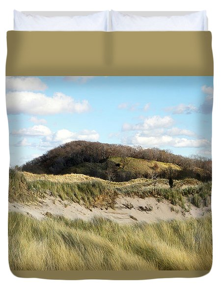 Seabreeze  Duvet Cover by Kathi Mirto
