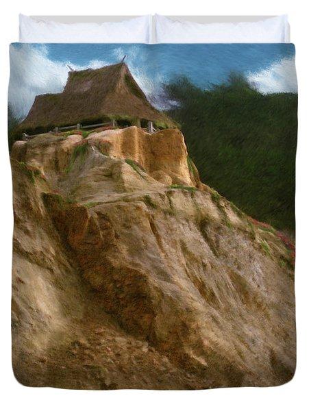 Seacliff House Duvet Cover