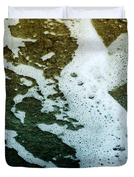 Seafoam Duvet Cover