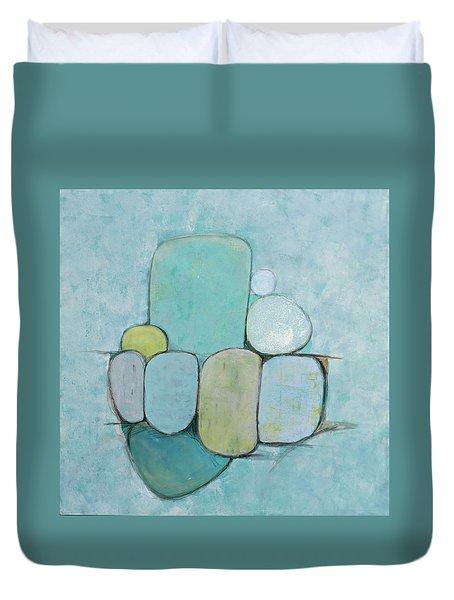 Seaglass 1 Duvet Cover