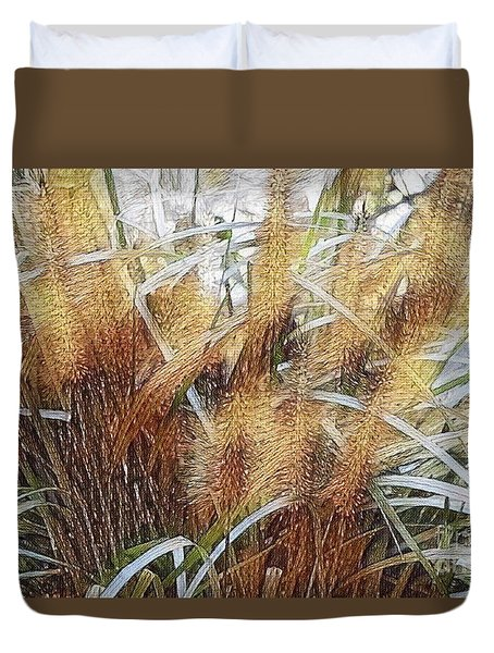 Seagrass Duvet Cover