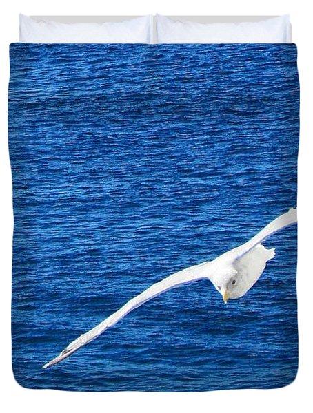 Seagull 1 Duvet Cover