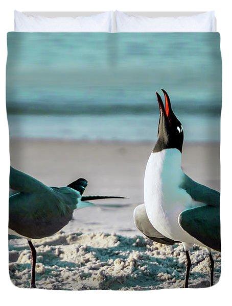 Seagull Serenade 4954 Duvet Cover