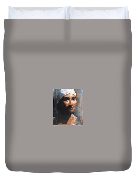 Sean Duvet Cover