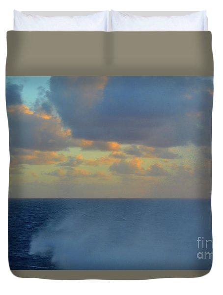 Seas The Day Duvet Cover