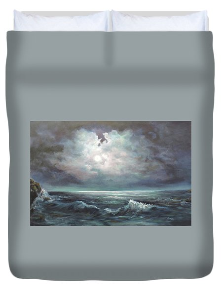 Moonlit  Duvet Cover