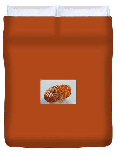 Shells 2 Duvet Cover