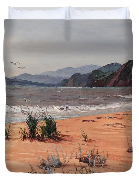 Seashore Duvet Cover