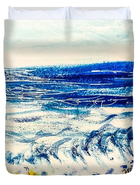Seashore  Duvet Cover