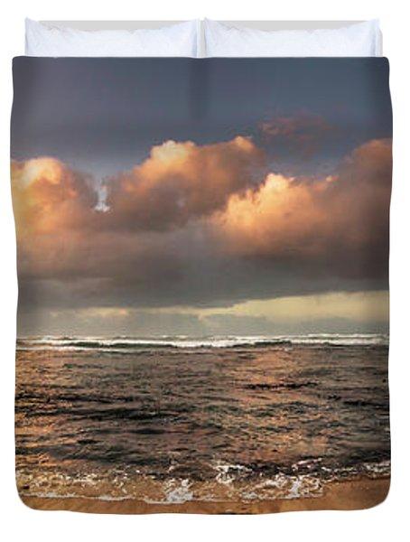 Seashore Splendour Duvet Cover