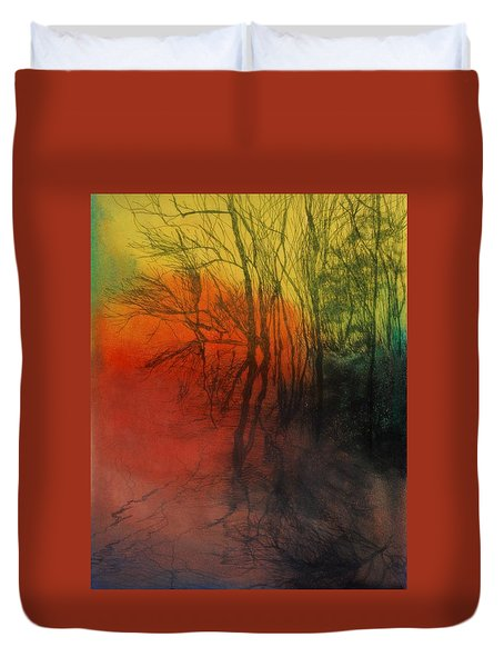 Seasons Change Duvet Cover
