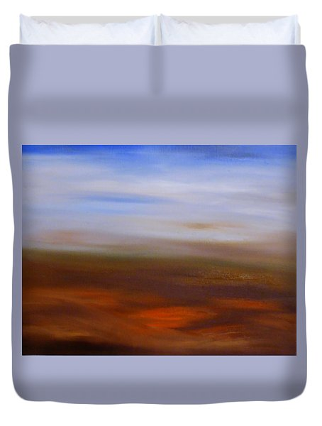 Seasons Changing Duvet Cover