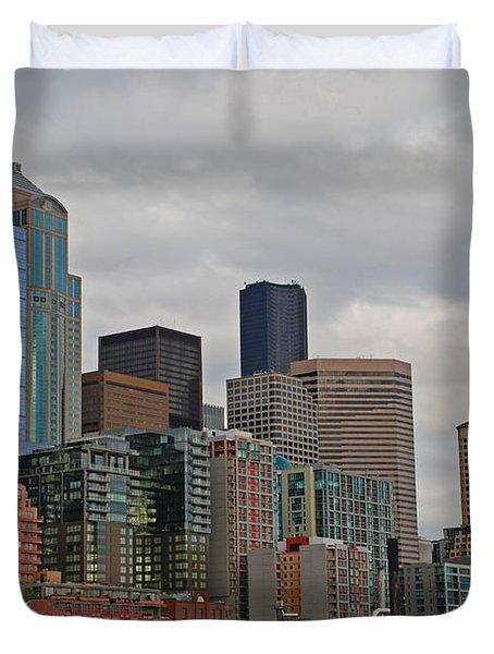 Seattle  Duvet Cover