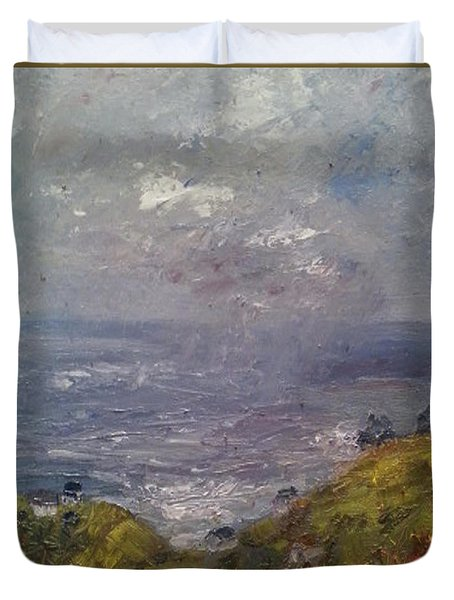 Seaview Duvet Cover