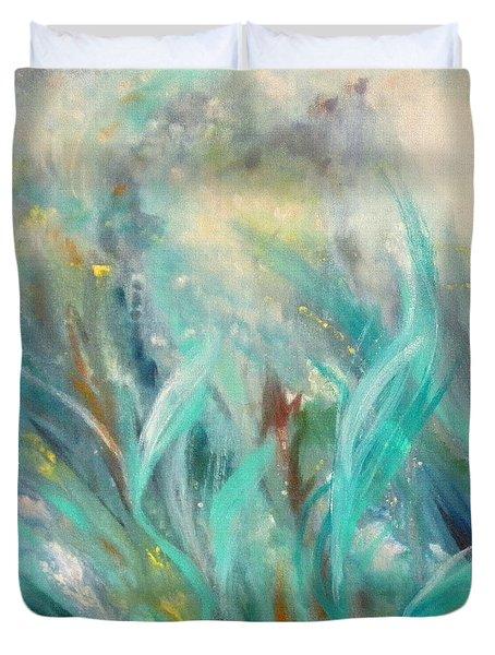 Seaweeds Duvet Cover