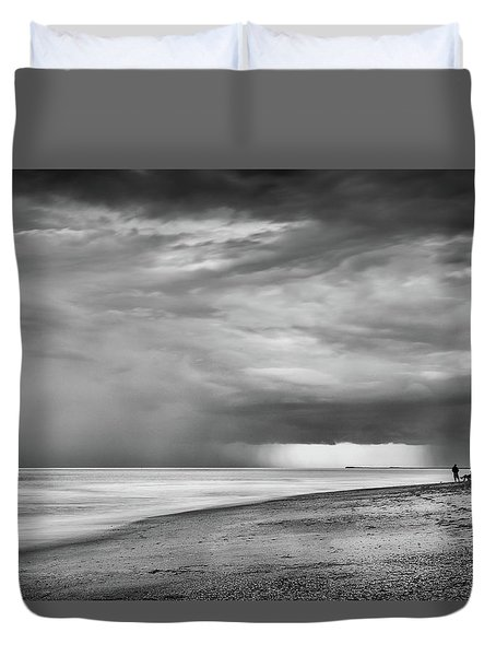 Secluded Duvet Cover by Denis Lemay