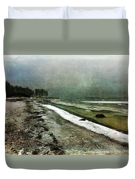 Seclusion Duvet Cover by Randi Grace Nilsberg