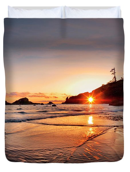 Second Beach 3 Duvet Cover
