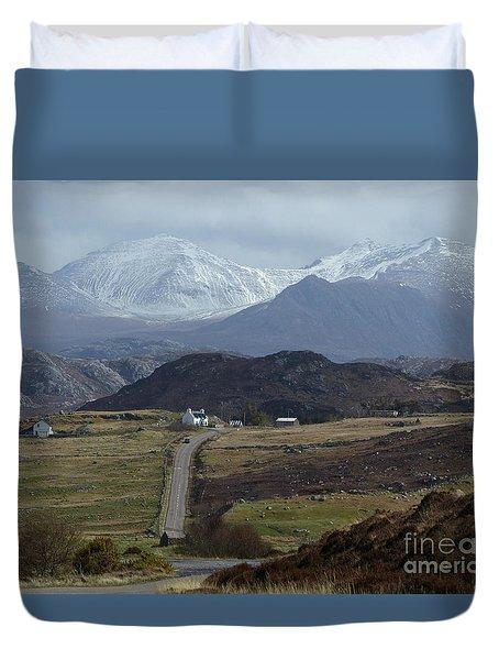 An Teallach - Wester Ross Duvet Cover