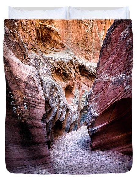 Secret Canyon 1 Duvet Cover