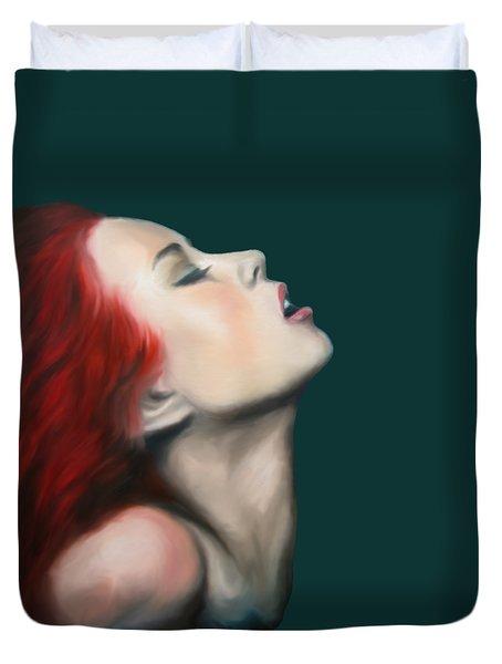 Secret Darling Duvet Cover