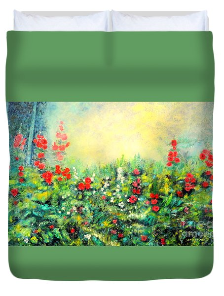 Secret Garden 2 - 150x90 Cm Duvet Cover