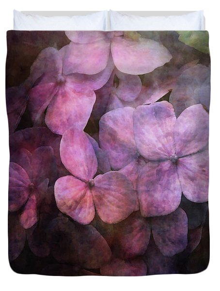 Secret Hydrangea 1538 Idp_2 Duvet Cover